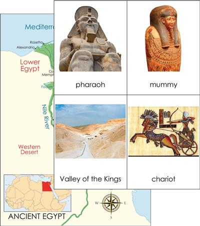 a history of the ancient egypt and a brief overview of the egyptian civilization