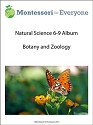 Natural Science 6-9 Album - Botany and Zoology