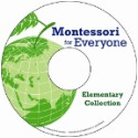 Montessori for Everyone CD-ROM - Elementary Collection