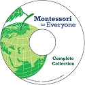 Montessori for Everyone CD-ROM - Complete Collection