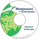 Montessori for Everyone CD-ROM - Primary Collection