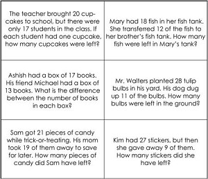 Word Problems Math - Lessons - Tes Teach