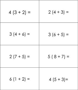 Advanced Math Equations from Montessori for Everyone