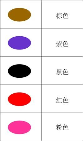 Chinese Color Sight Words Cards